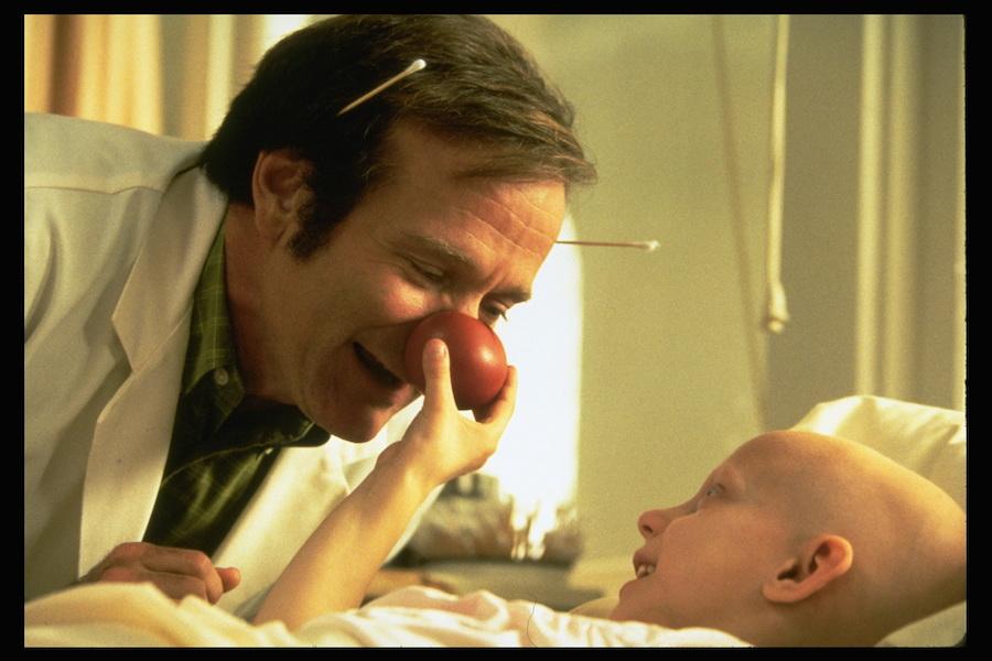 Robin Williams, Fallen Clown