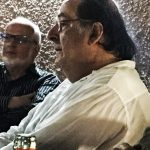 Film Critics Gidi Orsher and Yehuda Stav. Copyright Rick Meghiddo. All Rights Reserved.