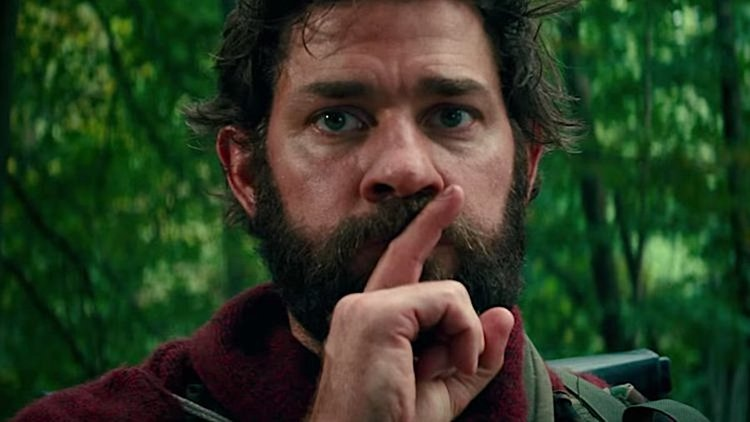 A Quiet Place: Shattering the Silence