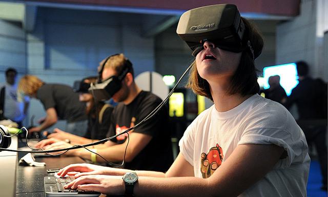Virtual gaming.