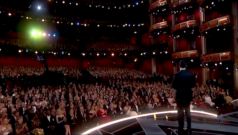 And the Oscar Goes to... Uncertainty in the Face of Change