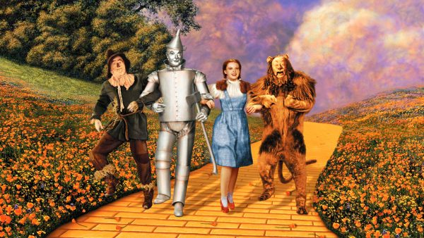 Who are YOU: Scarecrow, Tin Man, or Cowardly Lion?