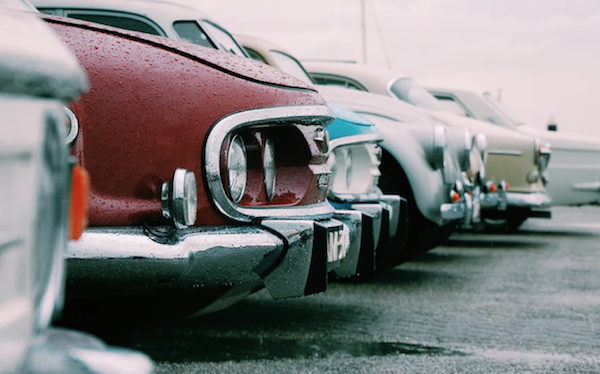 Cars. Photo by Carlo Agnolo via Unsplash