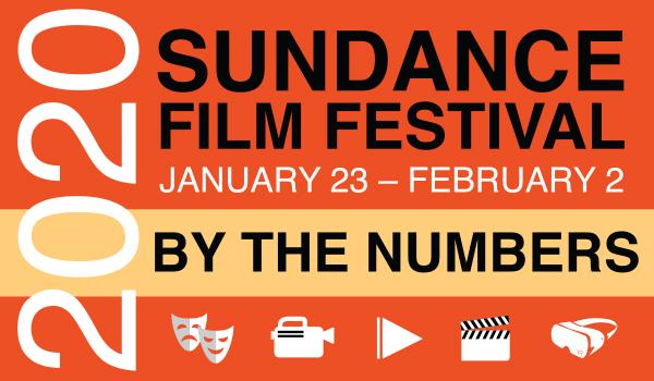 Sundance 2020 Infographic