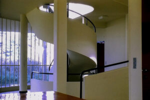 Poissy - Villa Savoye, 1931. Architect: Le Corbusier