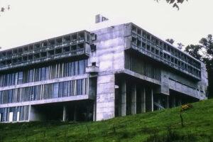 Éveux -Sainte Marie de La Tourette, 1956. Architect: Le Corbusier