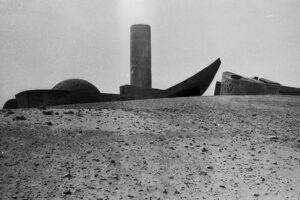 Monument to the Negev Brigade - Artist: Dani Karavan