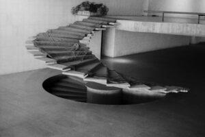 Brasilia - Itamaraty Palace, Foreign Relations Ministry, 1960. Architect: Oscar Niemeyer