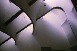 Otaniemi - Undergraduate Center, 1965. Architect: Alvar Aalto