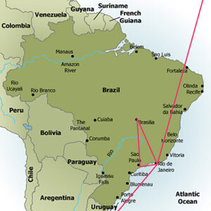 Traveling to Argentina and Brazil