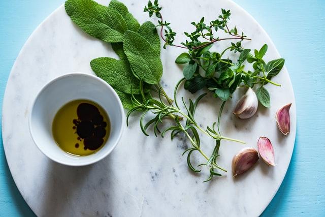 Herbs Photo by Joanna Kosinska on Unsplash