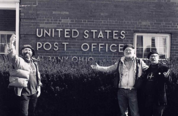 Poets on Craft: Dan Wilcox and Charlie Rossiter